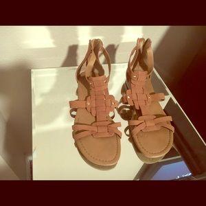 Franco Sarto Gladiator Sandals 7